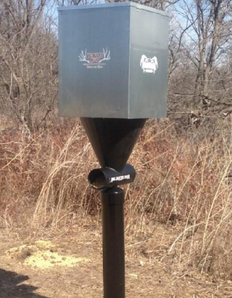 TS-450 Galvanized Feeder