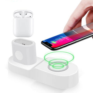 FDGAO Fast Wireless Charger Stand