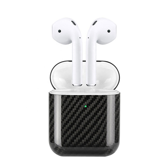 Real Carbon Fiber AirPods Cover