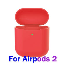 Load image into Gallery viewer, Soft Silicone AirPods 2 Sleeve