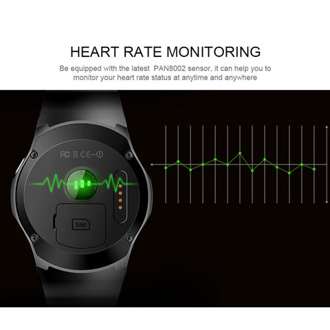 Image of 2018 Best Smart Watch Hot Sporty and Fashionable Waterproof Intelligent Watch Men & Women