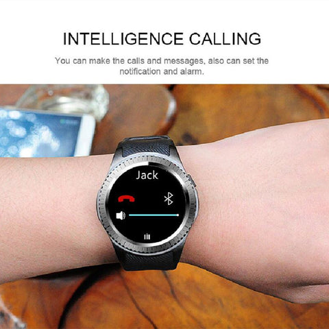 2018 Best Smart Watch Hot Sporty and Fashionable Waterproof Intelligent Watch Men & Women