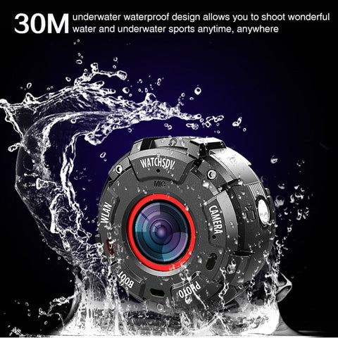 Full HD 1080p  Action camera - Wifi Magnetic Wearable 30m Waterproof Dustproof Shockproof Sports Action Video Cam