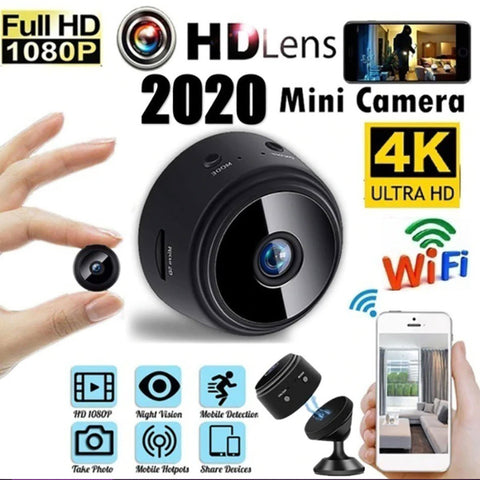 HD Night Vision Mini Camera