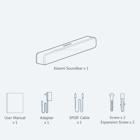 Wireless Tv Soundbar