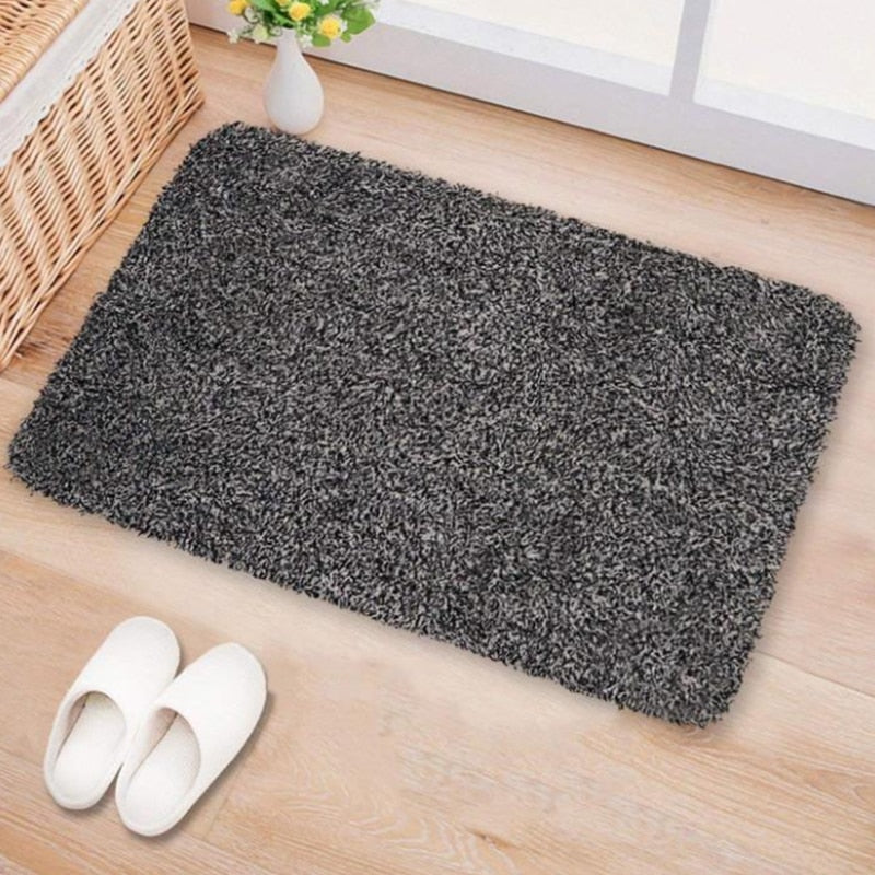 Clean Step Mat - Super Absorbent Magic Door Mat