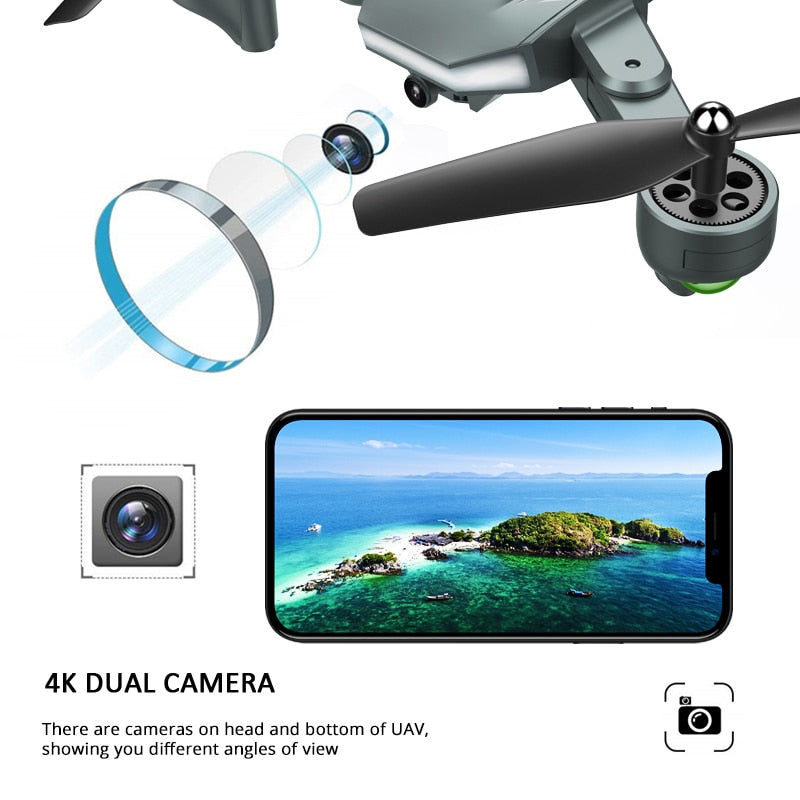 Professional Mini Drone Camera