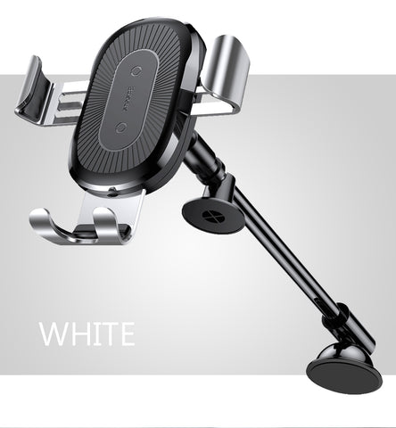 Image of Car Wireless Charger Gravity Car Mount Holder