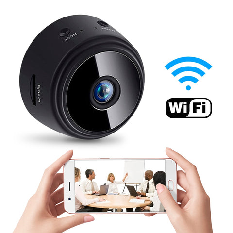 Image of HD Night Vision Mini Camera