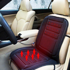 Amazing 12V Winter Car Seat Warmer