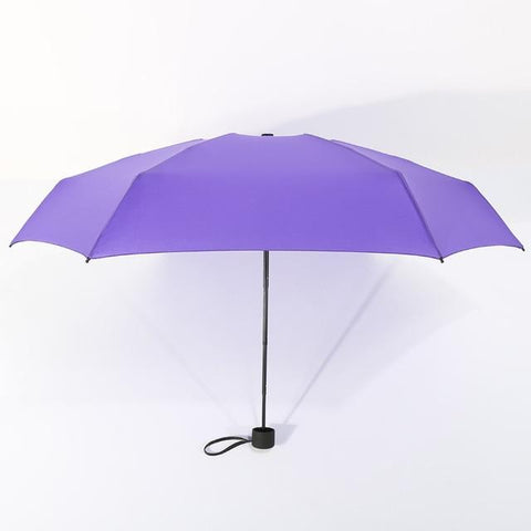 Image of High Quality Mini Umbrella - Men's/Women's Pocket Folding Portable Lightweight Mini Umbrella