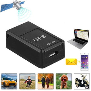 Must-Have Mini GPS Tracker Locator with Audio