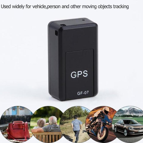 Image of Must-Have Mini GPS Tracker Locator with Audio