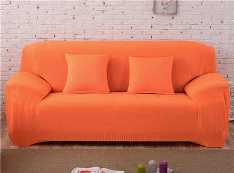 Universal Protective Elastic Sofa Cover Spandex Modern Polyester Corner Sofa Couch Slipcover Chair Protector