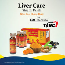Load image into Gallery viewer, FINE LIVER CARE SHIJIMI DRINK