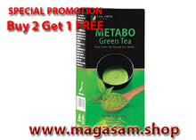 Load image into Gallery viewer, FINE METABO GREEN TEA