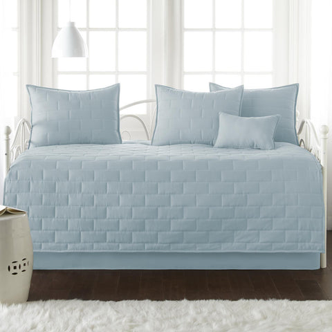 Blue Brickyard Daybed