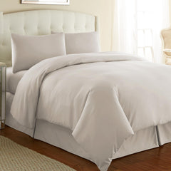 Solid Color Duvet Bone