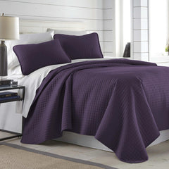 Purple Solid Quilt
