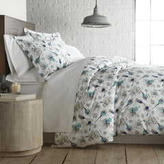 Blue Moonlight Vacation Reversible Duvet
