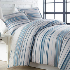 Malibu Dreams Reversible Duvet Cover Set