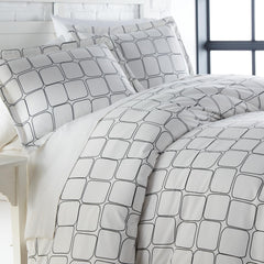 Modern Blocks Reversible Duvet
