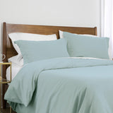 100 gsm basics_duvet cover set_light blue