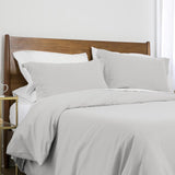 100 gsm basics_duvet cover set_light grey