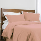 100 gsm basics_duvet cover set_light peach
