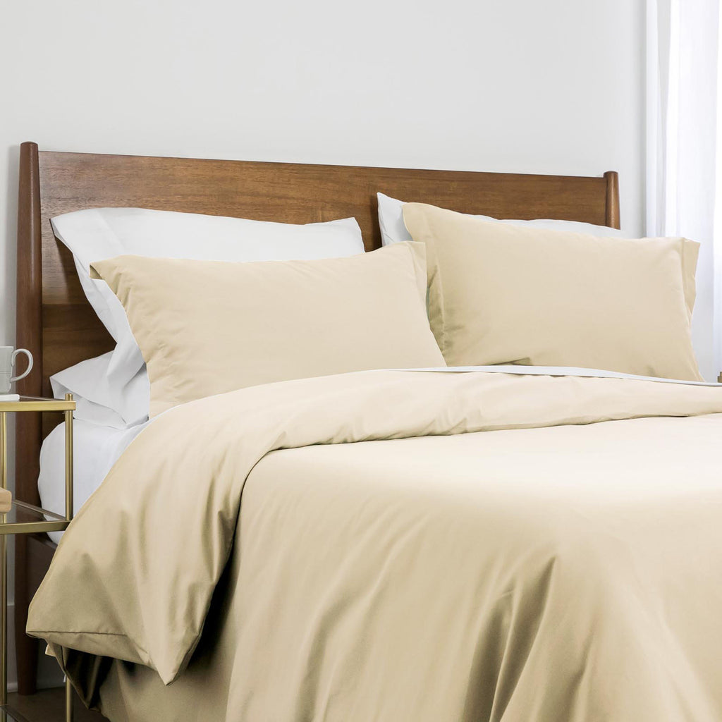 100 gsm basics_duvet cover set_off white