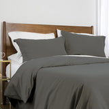 100 gsm basics_duvet cover set_slate