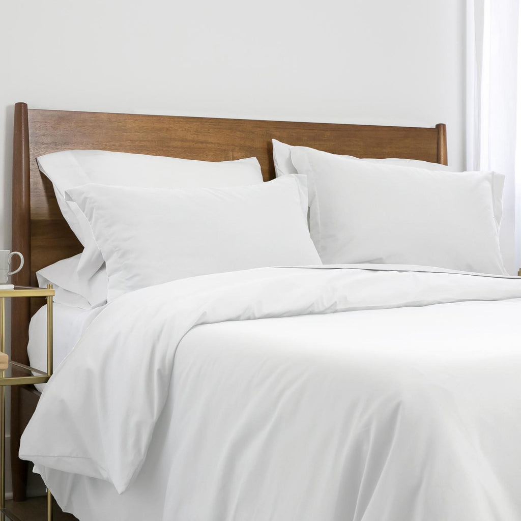 100 gsm basics_duvet cover set_white