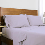 Classic 100 GSM Pastels Microfiber_Sheet Set_Evening Haze