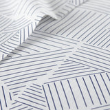 Labyrinth Fantasy_Sheet Sets_white and blue