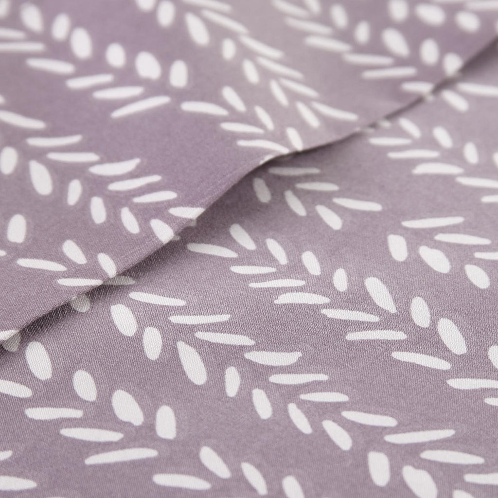 Vineyard Sunset_sheet set_mauve