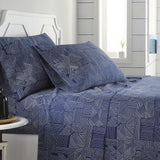 Labyrinth Fantasy_Sheet Sets_blue