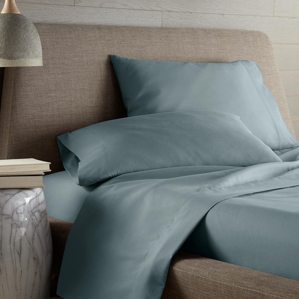 Colors of the Sea 4-piece Sheet Set Teal