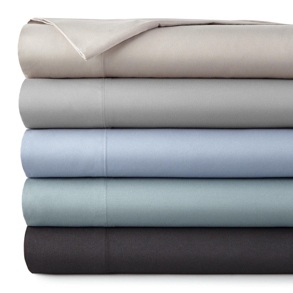 Colors of the Sea 4-piece Sheet Set stacked colors