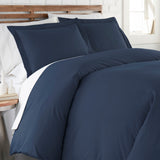90 GSM Classic_Duvet Cover Set_Navy Blue