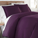 90 GSM Classic_Duvet Cover Set_Purple