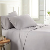90 GSM Classic_4-Piece Sheet Set_light grey