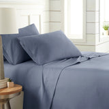 90 GSM Classic_4-Piece Sheet Set_steel blue