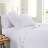 90 GSM Classic_4-Piece Sheet Set_white