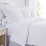 300 Thread Count Cotton Percale Duvet Cover Set