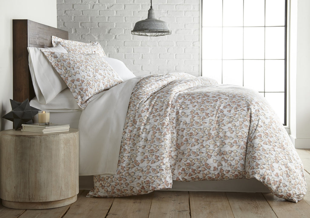 Flowerbomb Reversible Duvet Cover Sets