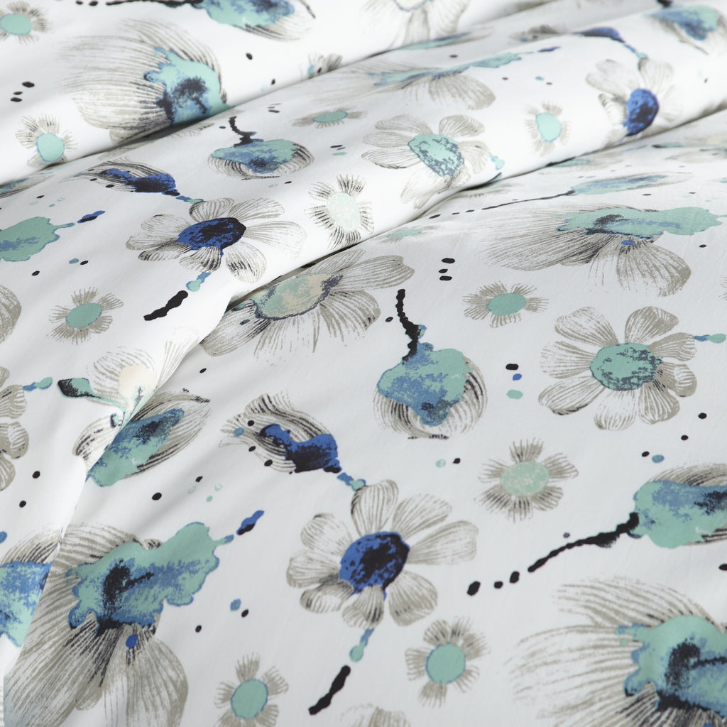 Moonlight Vacation Reversible Duvet Cover Sets