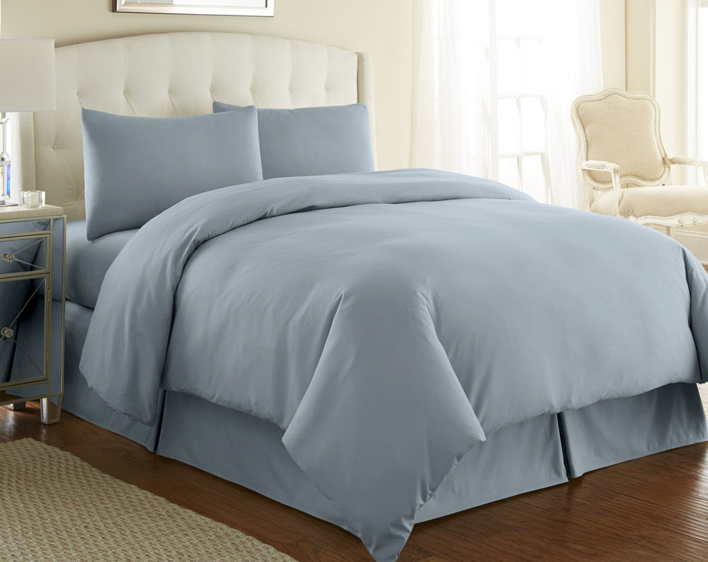 500 TC 100-percent Cotton_Duvet_steel blue