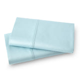 Solid Color 100% Cotton Sateen_Pillow Cases_blue