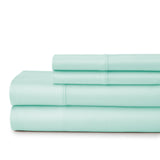 Secret Garden_sheet set_pastel green