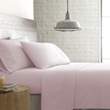 Secret Garden_sheet set_pastel pink